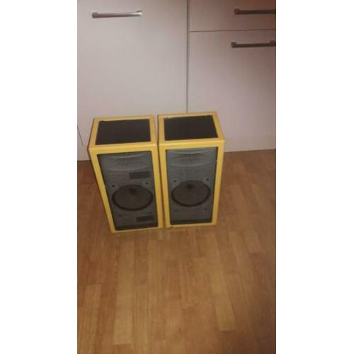 akai pb70 Cube speakers