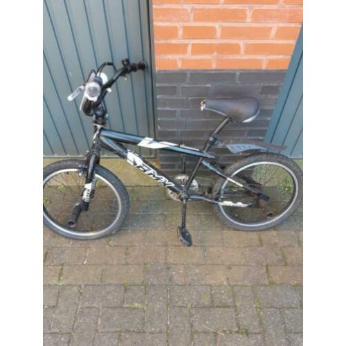 Crossfiets BMX freerider (opknapper)
